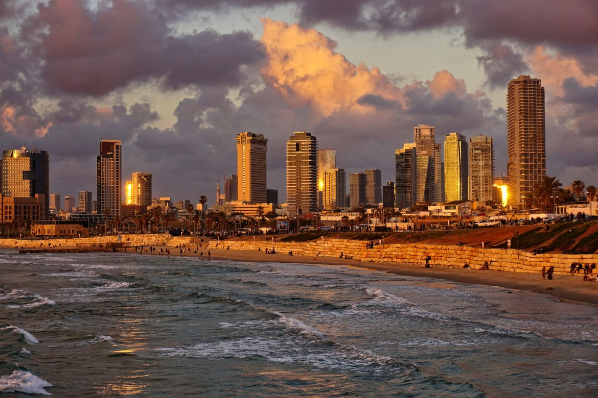 Cities in Israel 3