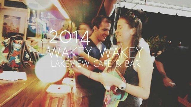 Wakey Wakey in Kaohsiung