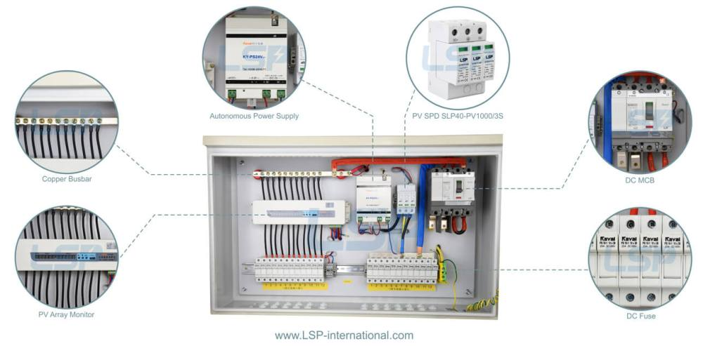 medium resolution of dc surge protection devices for pv installations pv combiner box 02 dc surge protection devices for pv installations pv combiner box 02