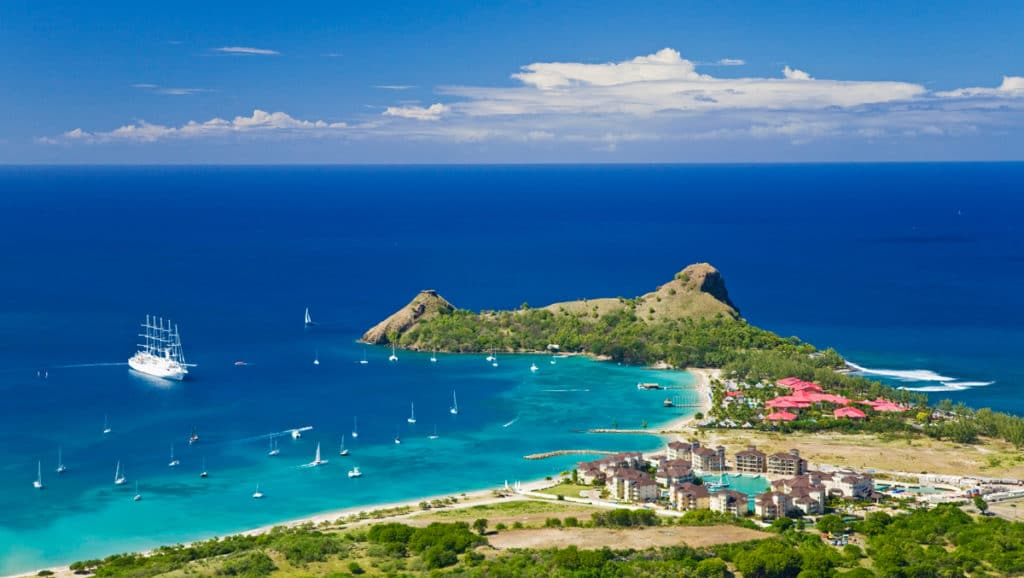 reasons why saint lucia