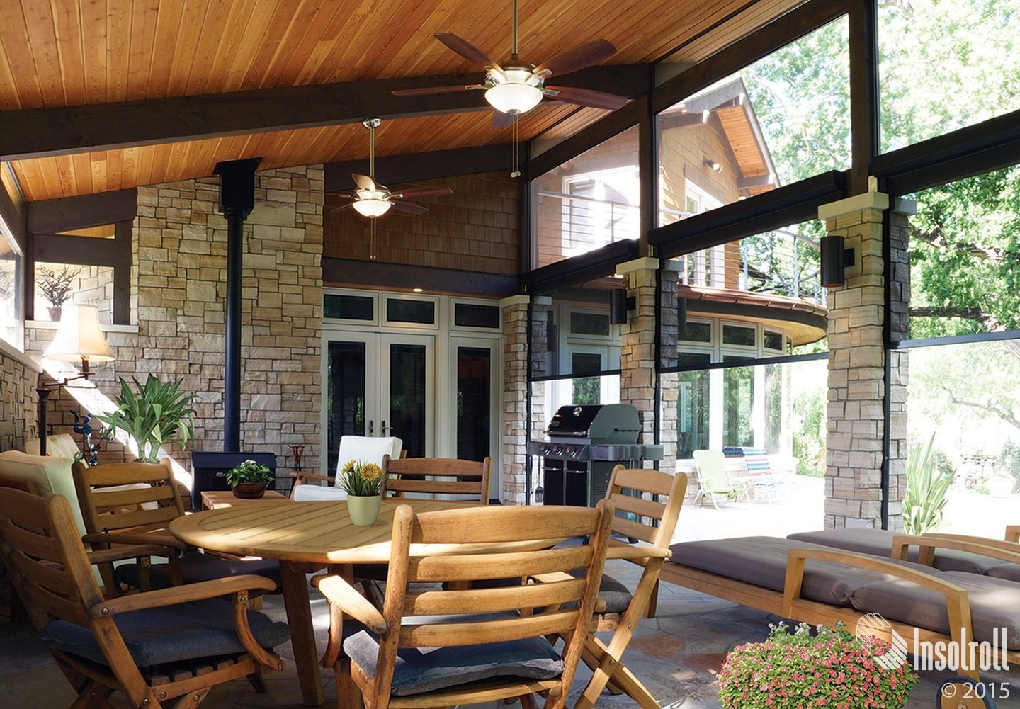 oasis 2900 patio insect shades