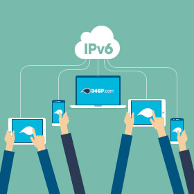 Improving our IPv6 network