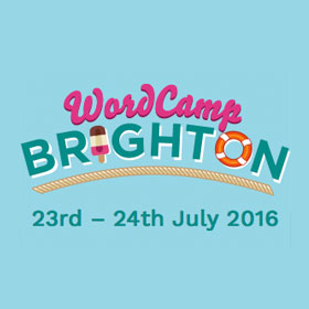 WordCamp Brighton is coming