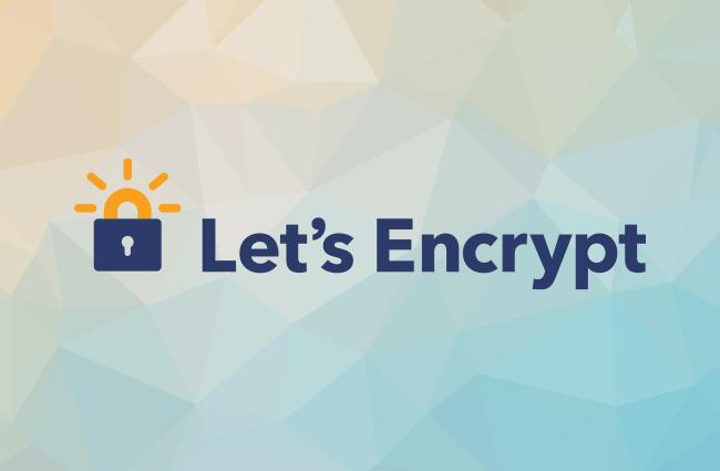Let's Encrypt Free SSL/TLS Certificates