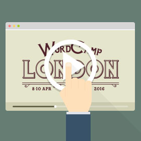 WordCamp London 2016 video and photos