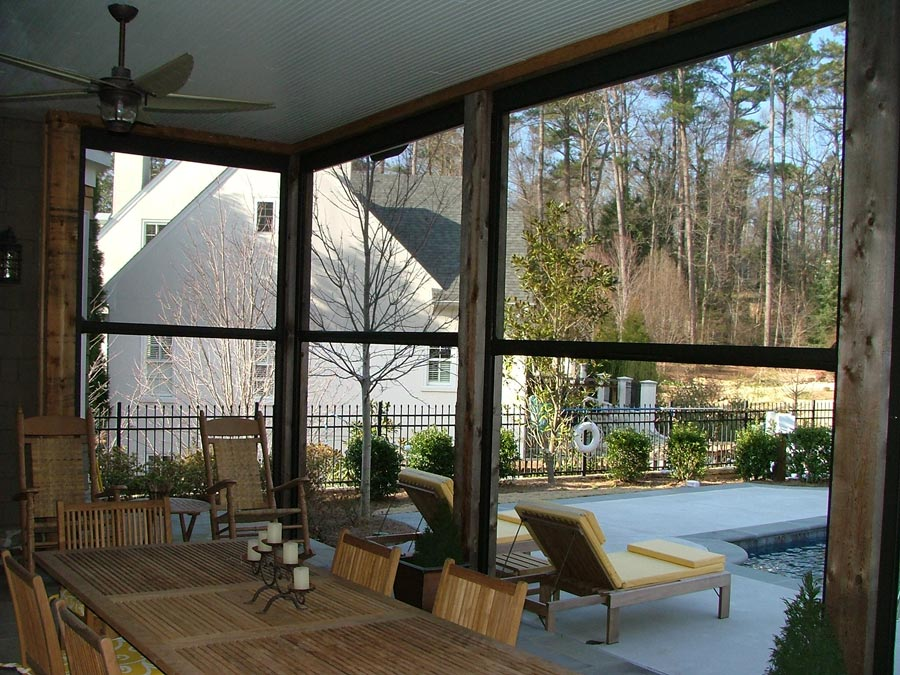 Motorized Retractable Screens In Vaughan And Toronto