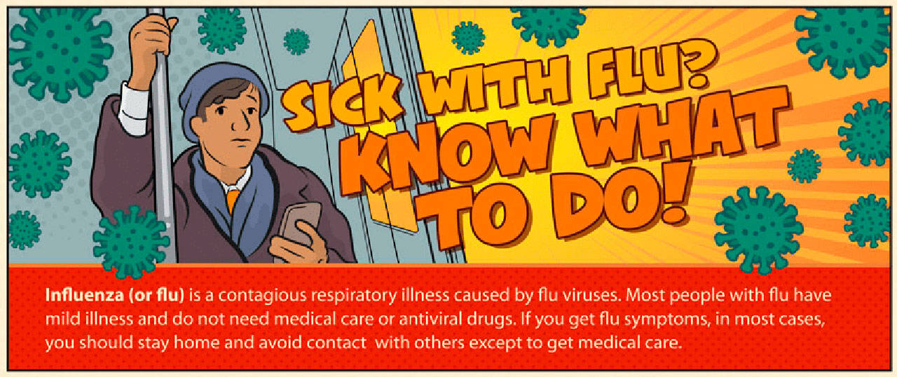 Widespread flu this spring | Public Health Insider | Courier-Herald