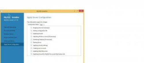 Instalación y Configuración de MySQL en Windows 20