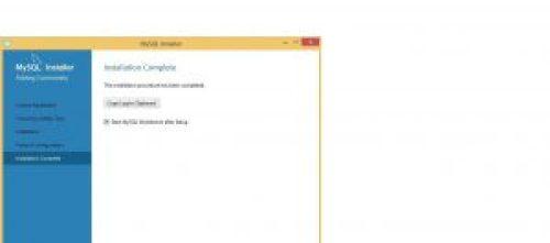 Instalación y Configuración de MySQL en Windows 27
