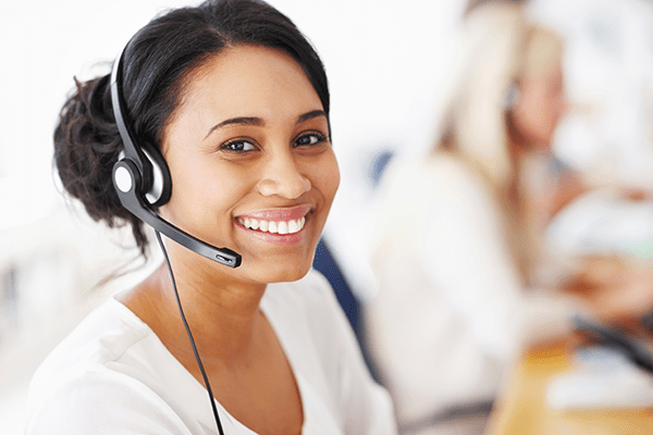 what FSMA means for customer service shown by smiling rep with headset