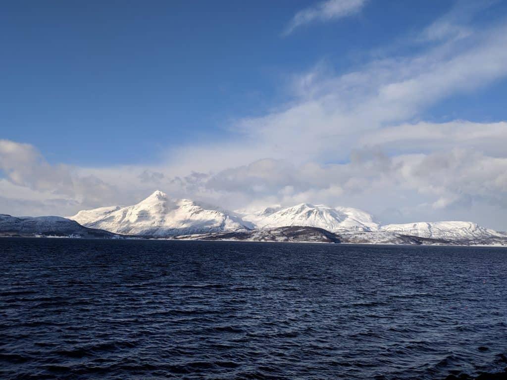Tromso  Mountains
