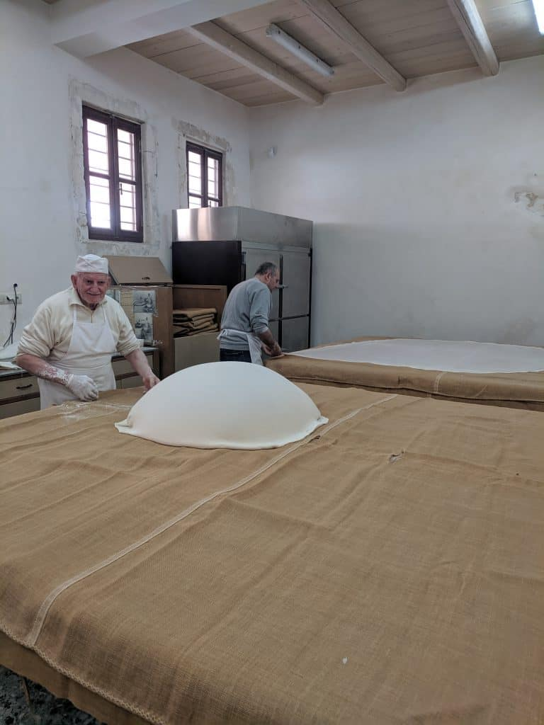 Filo pastry makers