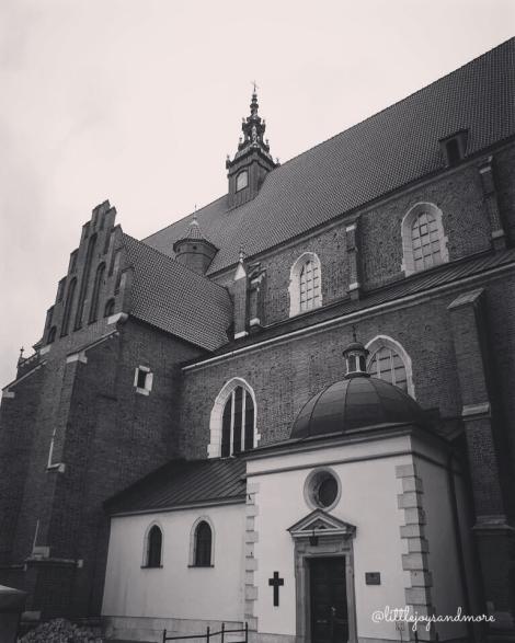 3 days in Krakow_Corpus Christi Basilica
