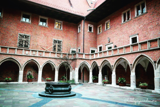3 days in Krakow_Jagiellonian University