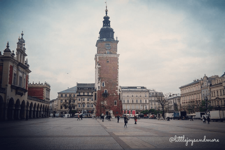 3 days in Krakow_ Town Hall Tower