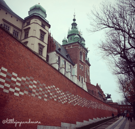 3 days in Krakow_ Wawel Castle and Cathedral