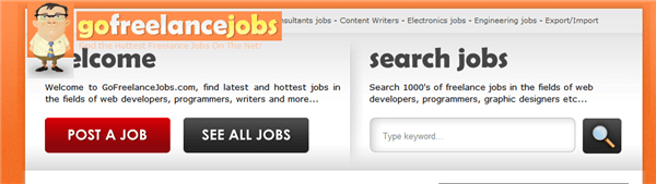 Go Freelance Jobs