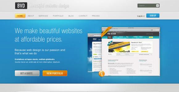 Design a Beautiful Website From Scratch