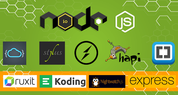 List of 14 Best and Essential Node.js Tools For Developers to use in 2015