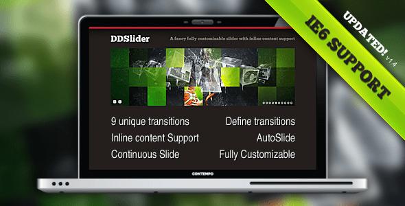 DDslider