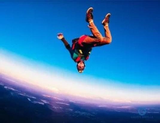 skydiving, good mood, good vibes, good vibes only, sunset, skydive, parachute, Erik, skydance skydiving, California