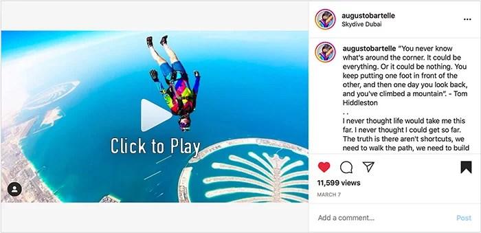 Instagram Caption Length Trends 2020