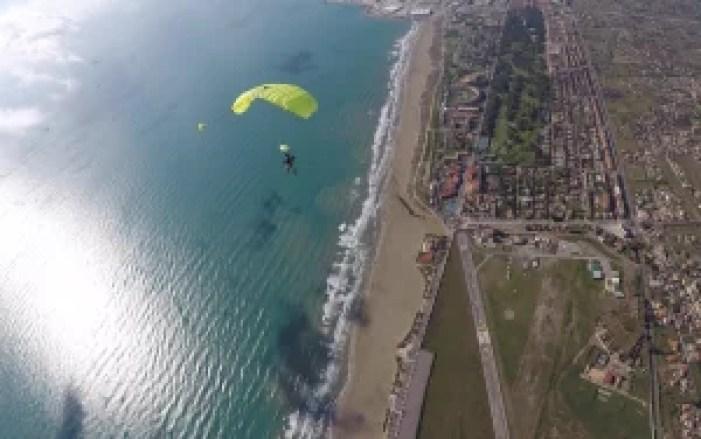 Skytime Skydiving Spain drop zone