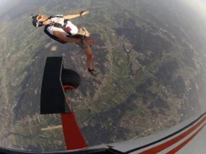 Skydive Coimbra