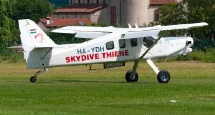 Thiene airplane