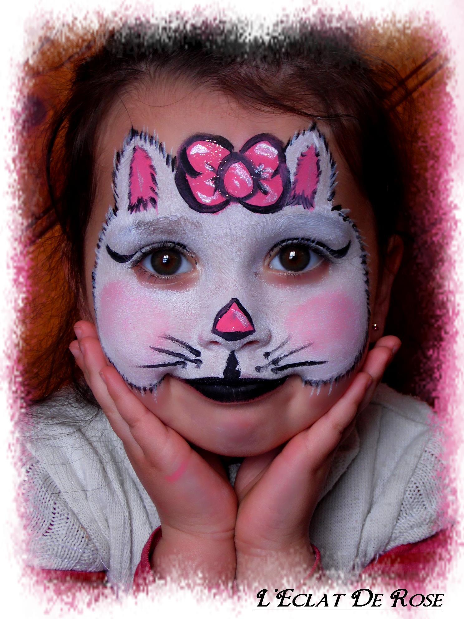 Maquillage Enfant R 233 Cr 233 Atiloups Ille Et Vilaine