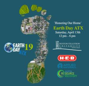 Earth Day ATX Festival @ Huston-Tillotson University