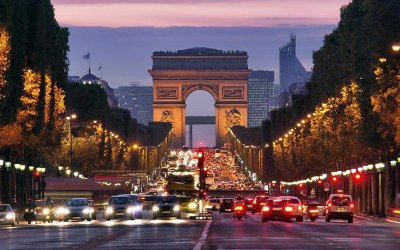 France to Ban Gas Vehicle Sales by 2040