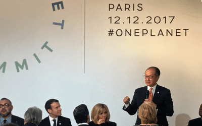 World Bank Is Ending Fossil Fuel Funding