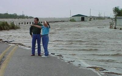 Louisiana Prepares to Evacuate Its Coastal Floodplain