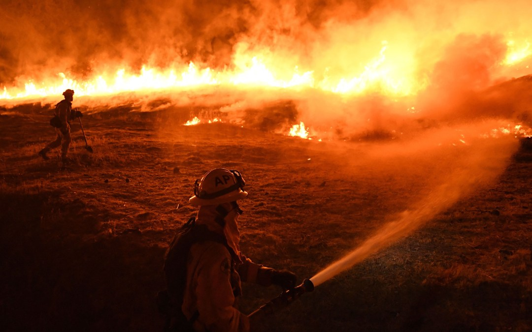 California's Fiery Wake-up Call from Climate
