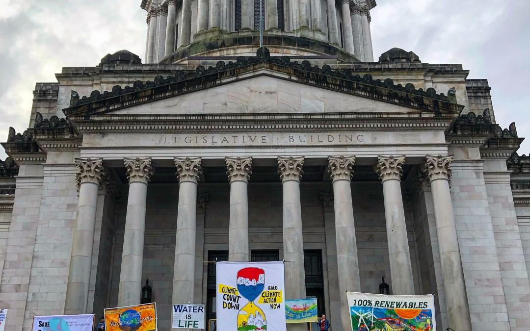 2019 WA State Legislative Session Recap