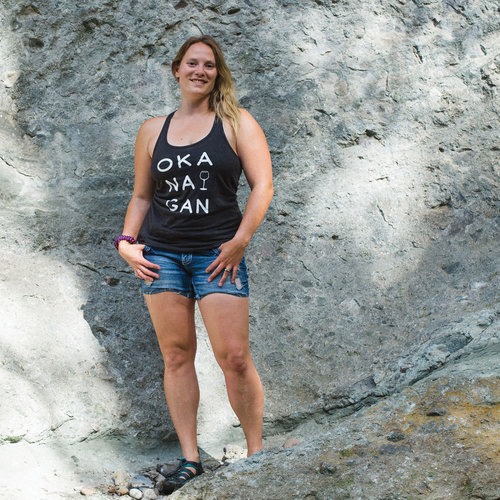 Okanagan Ladies Slim-fit Tank | 351 Apparel