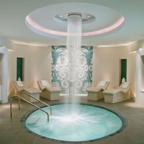 Spa Services Available at 3550 South Ocean