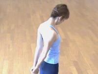 タイミング体操・背中エクササイズ