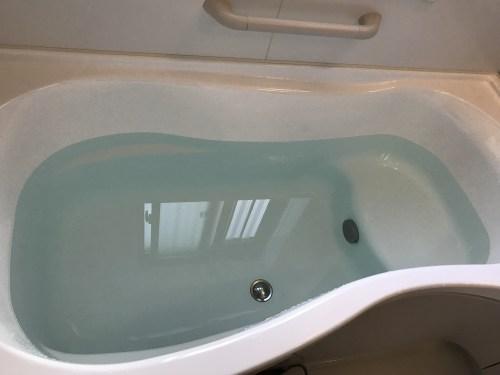 風呂釜掃除5
