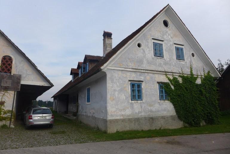 Matija's family's house