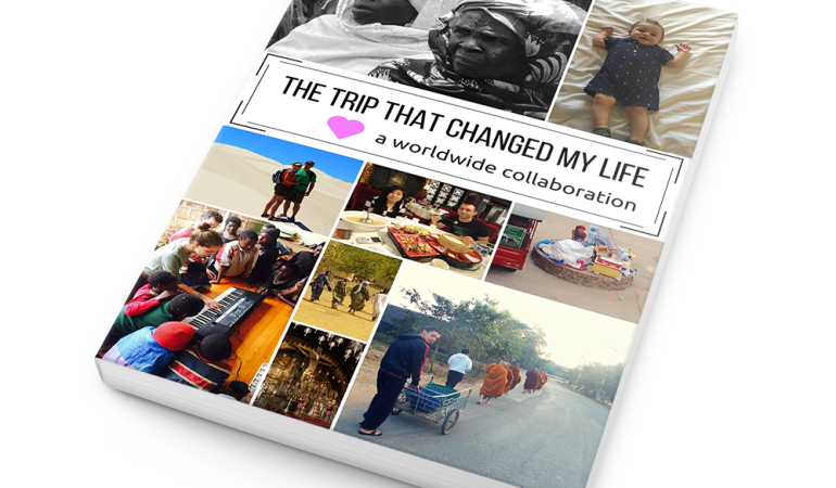"Tomorrow is the Last Day to Purchase ""The Trip That Changed My Life"""