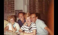 Passengers Gino Bessi and Vincent Zangara. This picture was taken six months before the accident. Gino is on the left and Vincent is on the right. The two women were friends. Gino and Vincent co-owned and operated a motel guest house in San Juan, Puerto Rico. The two men are among the missing.