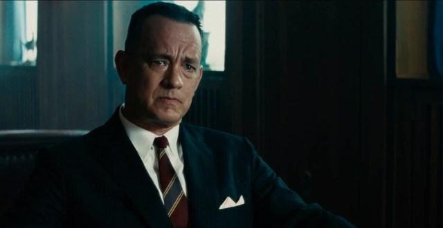 No, señor Hanks, no ponga esa cara de circunstancia: estuve retorciéndome en la butaca pasadas las dos horas.