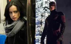 'Jessica Jones' y 'Daredevil' no son las típicas series de superhéroes.