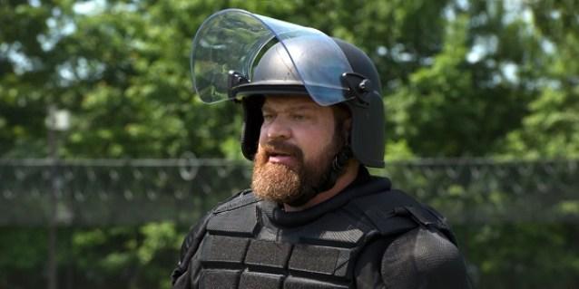 Piscatella (Brad William) ha sido uno de los guardias con más protagonismo.