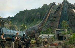 Jurassic World: El Reino Caído lidera por segundo fin de semana consecutivo por delante de Los Increíbles 2 y de los dos nuevos estrenos