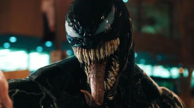 El nuevo film superheróico de Sony, Venom, rompe todos los récords de octubre mientras el musical Ha Nacido una Estrella debuta en segundo puesto con muy buenas cifras
