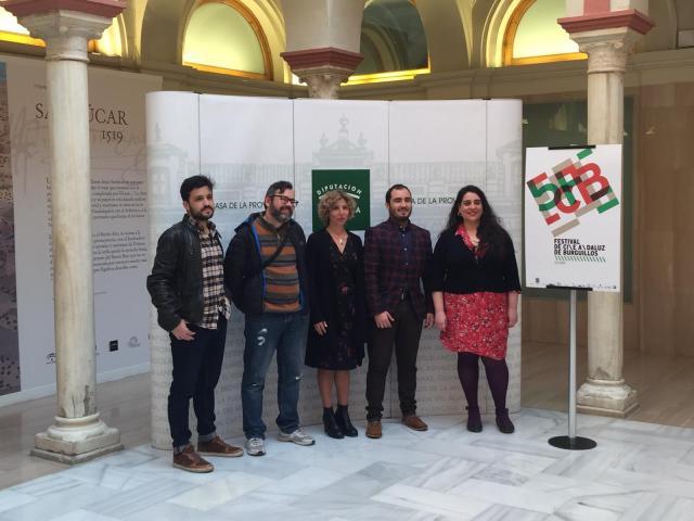Festival Cine Andaluz Burguillos 2019
