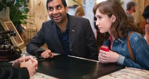 Aziz Ansari y Noël Wells en 'Master of None'